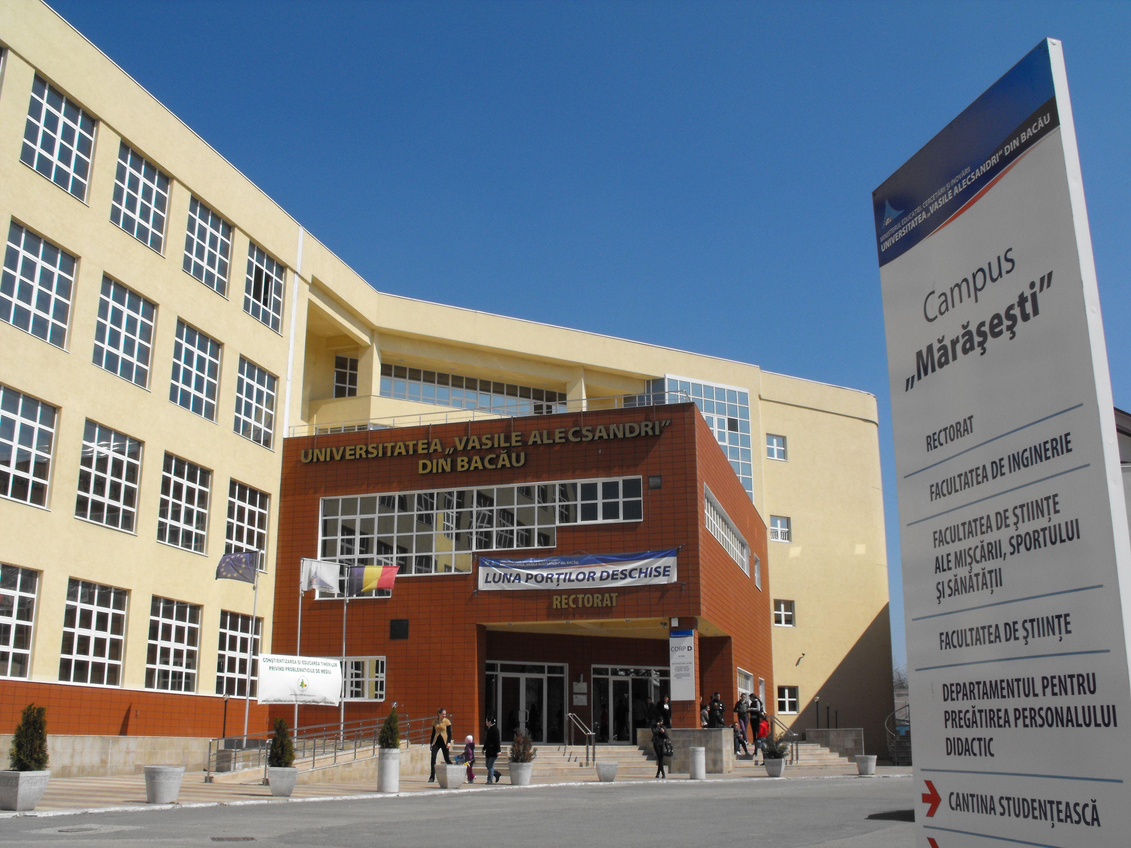 Universitate Rectorat