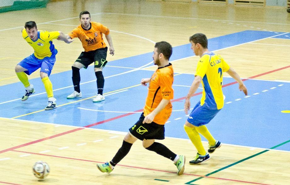 Futsal Ceahlaul