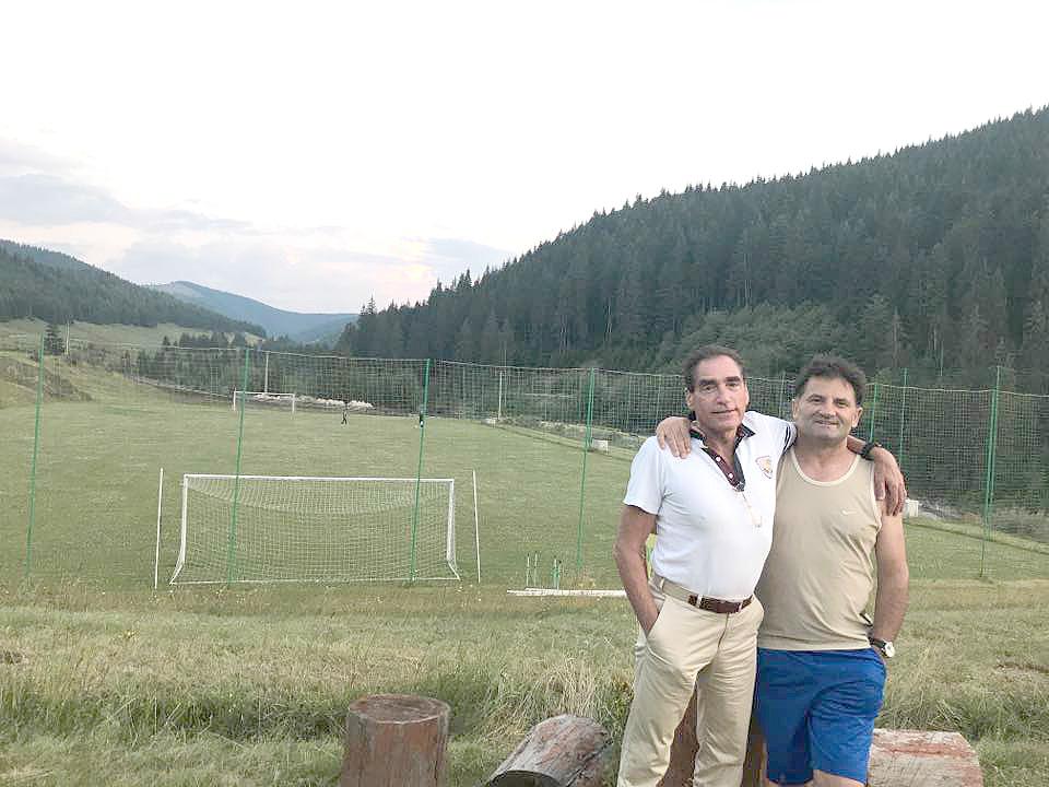 Covasan-Petre Roman, garanție pentru academie!