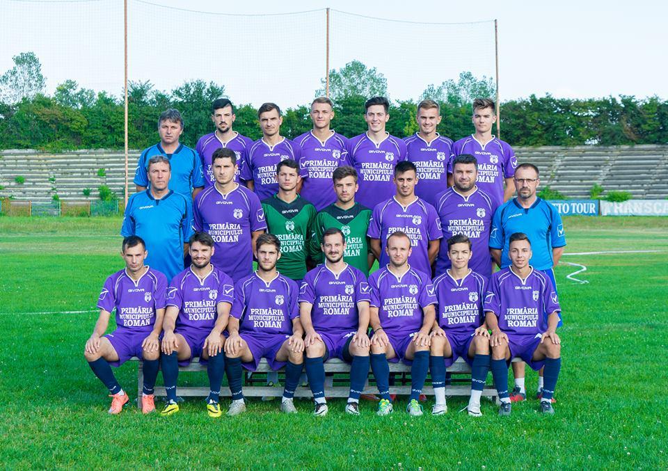 CSM Roman fotbal