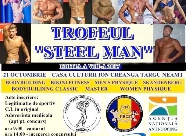 Trofeul Steel-Man